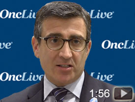 Dr. Moghanaki on the Impact of the PACIFIC Trial on NSCLC Treatment