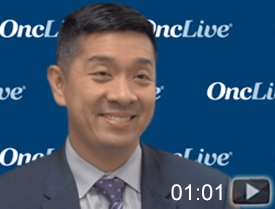 Dr. Drilon on Treatment Selection Considerations in ALK+ NSCLC