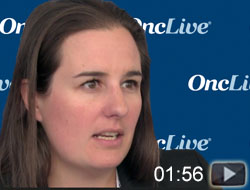 Dr. Barber on SCORPION Trial in Ovarian Cancer