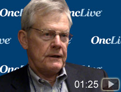 Dr. Crawford on Ongoing Research With Radium-223 in mCRPC