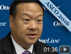 Dr. Edward Kim on ASCO's TAPUR Trial