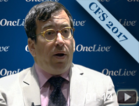 Dr. Garon on Immunotherapy as Salvage Treatment for Advanced Lung Cancer