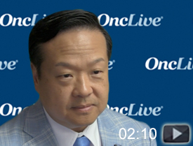 Dr. Kim Discusses Data From the IMpower150 Trial in Nonsquamous NSCLC