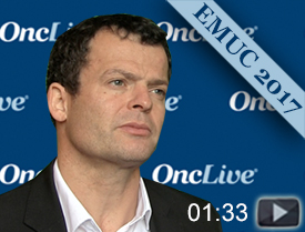 Dr. Powles on the Impact of Immunotherapy in Kidney Cancer
