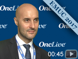 Dr. Capitanio Discusses Adjuvant Therapy for High-Risk Kidney Cancer