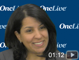 Dr. Nasri on Risk Stratification in Osteosarcoma