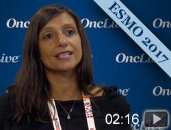 Dr. Palmerini on Long-term Efficacy of Denosumab in Giant Cell Tumor of Bone
