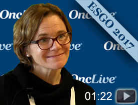 Dr. Haldorsen on the Role of Imaging in the Diagnosis of Endometrial Cancer