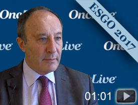 Dr. Ledermann on the Results of the ARIEL3 Trial in Ovarian Cancer