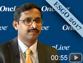 Dr. Mahantshetty Discusses Results of Chemoradiation in Cervical Cancer