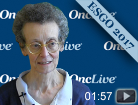 Dr. Sessa Discusses ATR Inhibitors in BRCA-Mutated Tumors