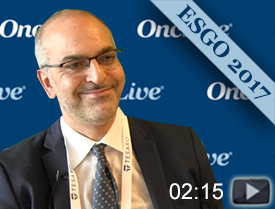 Dr. Sehouli Discusses Trial of Secondary Cytoreductive Surgery in Ovarian Cancer