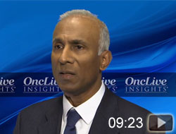 PACIFIC Trial in Locally Advanced NSCLC