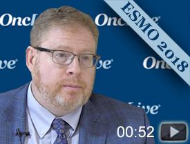 Dr. Rosenberg on Dosing of Nivolumab Plus Ipilimumab in Bladder Cancer