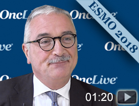 Dr. Cristofanilli on Survival Findings From the PALOMA-3 Trial