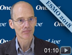 Dr. Parker on the Role of Radiotherapy in Newly Diagnosed Prostate Cancer
