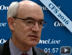 Dr. Vokes on Nivolumab, Pembrolizumab Approvals in Head and Neck Cancer