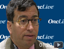 Dr. Garon on Future of Immunotherapy in NSCLC