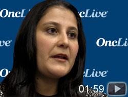Dr. El-Jawahri on Early Integrated Palliative Care in Patients With Lung or GI Cancer