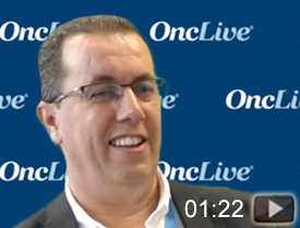 Dr. Elhassadi on 10-Year Single-Center Experience With TP53 Status in MCL