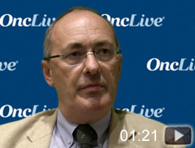Dr. Ellis on the Entrance of Biosimilars Into the Field of Oncology