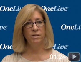 Dr. Emens on Combining Checkpoint Inhibitors With PARP Inhibitors in Ovarian Cancer