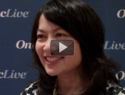 Dr. Eng on Emerging Agents for Treatment of Anal Cancer