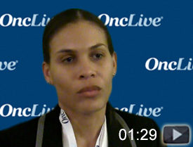 Dr. English on an Investigational Antibody-Drug Conjugate in Ovarian Cancer