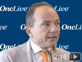Dr. Tiacci on Vemurafenib/Rituximab Combo in HCL