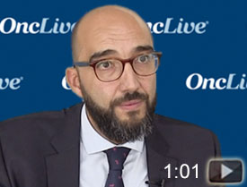 Dr. Grande on the Rationale of the IMvigor130 Trial in Urothelial Cancer