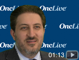 Dr. Eradat Discusses Data With Acalabrutinib in CLL