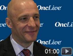 Dr. Jonasch on Alternative Sunitinib Scheduling for mRCC