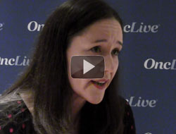 Dr. Tracey Evans on Treatment of Poor PS and Elderly Patients With Lung Cancer