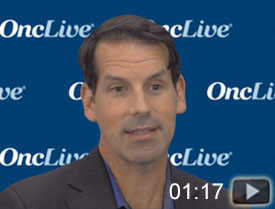 Dr. Eward on the Unmet Need for Novel Agents for TGCT and Sarcoma