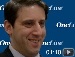Dr. Eytan Stein on Novel Combinations in AML