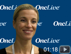 Dr. Backes on Treatment Selection With PARP Inhibitors in Ovarian Cancer