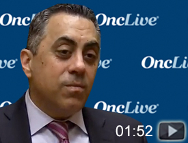 Dr. Bekaii-Saab Discusses the FDA Approval of Lenvatinib in HCC