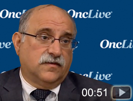 Dr. Gomella on the FDA Approval of Enzalutamide in Nonmetastatic CRPC