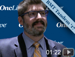 Dr. Locke on the ZUMA-1 Trial of KTE-C19 for Lymphoma
