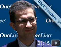 Dr. Marty on Letermovir for CMV Prevention After Stem Cell Transplant