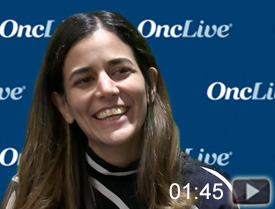 Dr. Fakhri on Daratumumab Plus VMP in Multiple Myeloma