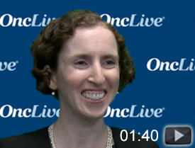 Dr. Farago on Eligibility Criteria for Frontline Immunotherapy in SCLC
