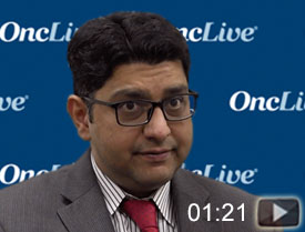 Dr. Awan on Utilizing Acalabrutinib in CLL