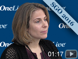 Dr. Terri Febbraro on the Inverse Correlation Between Time on Chemotherapy and OS