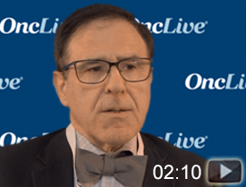 Dr. Feldman on Prophylactic Cranial Irradiation in SCLC