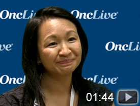 Dr. Feliciano on ROS1-Targeted Therapy in NSCLC
