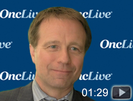 Dr. Fenske Discusses Disease Progression on Ibrutinib in MCL
