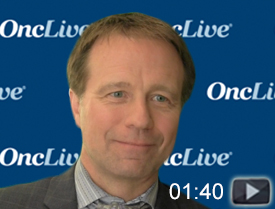 Dr. Fenske on the Future of Daratumumab in MCL