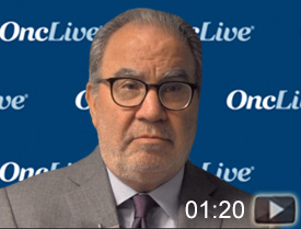 Dr. Figlin on Novel Combinations in Kidney Cancer Treatment