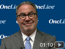 Dr. Figlin on the Safety Profile of Immuno-Oncology Agents in Kidney Cancer